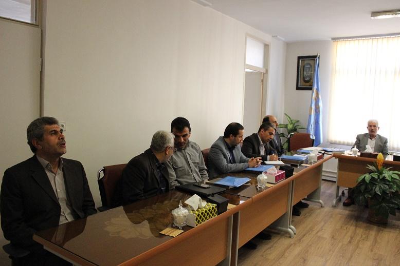 همایش مسئولین حراست شمالغرب کشور