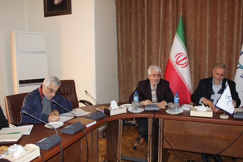 دومین شورای هماهنگی ثبت وقایع حیاتی استان آذربایجان شرقی
