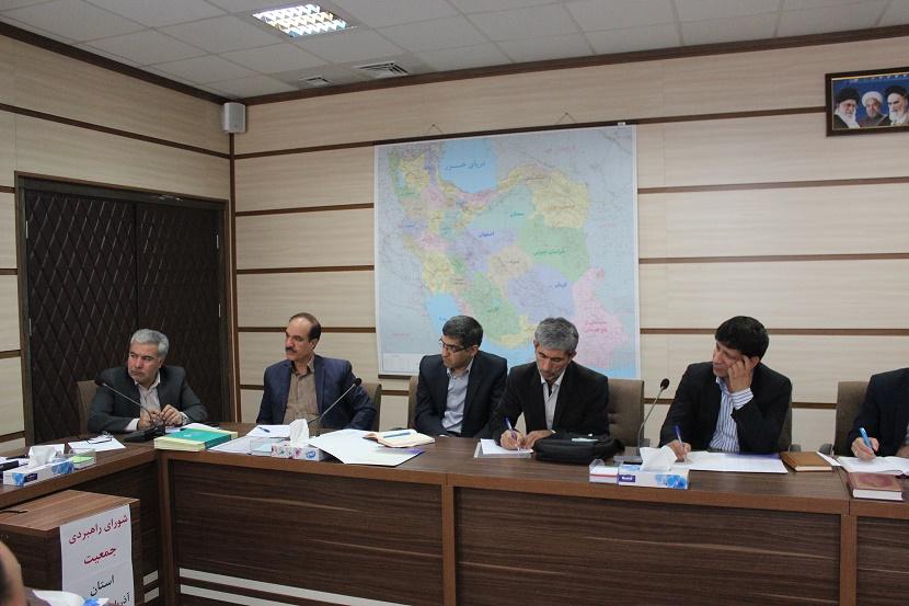 جلسه شورای راهبردی جمعیت استان