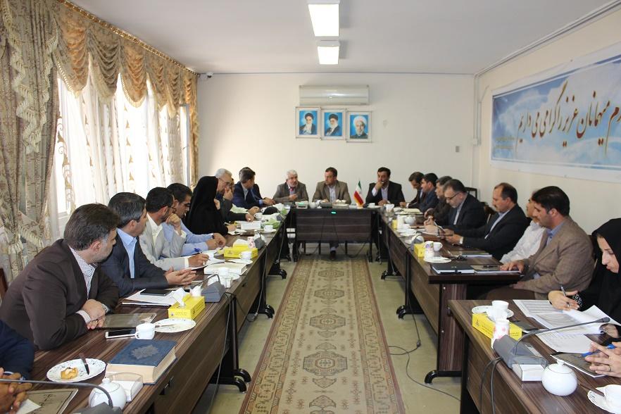 شورای هماهنگی شهرستان میانه