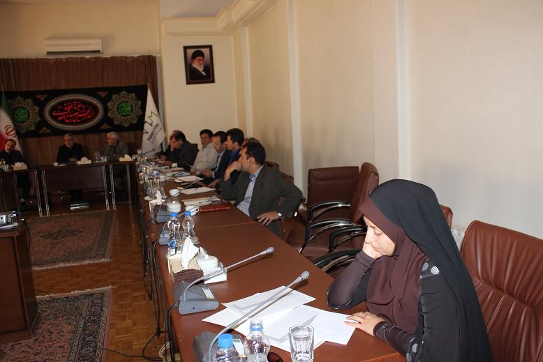 جلسه شورای هماهنگی ثبت وقایع حیاتی استان