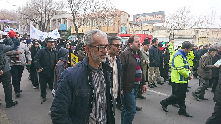 راهپیمایی 22 بهمن سال 97